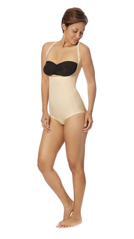 MARENA RECOVERY Style SFBHA2 | Panty-Length Girdle with High-Back - Zipperless