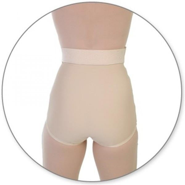 Contour MD Slip On Panty Girdle Closed Crotch - Style 15-Panty Girdle-Contour MD-Beige-XS-PlasticSurgeryShop