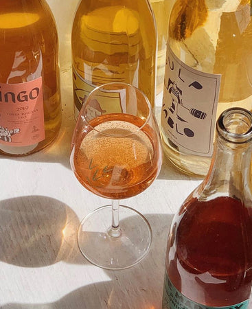 The Case for Simplicity// Natural Wine with Emma Siobhan of Glou Glou Girls