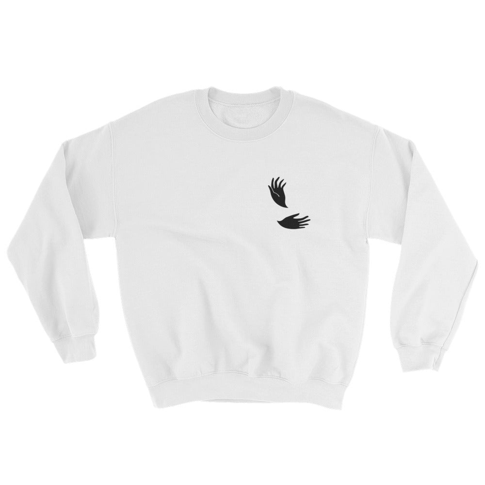 LAP Logo Pocket Crewneck