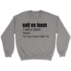 Self-Esteem Sweatshirt