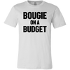 Bougie on a Budget Unisex Tee