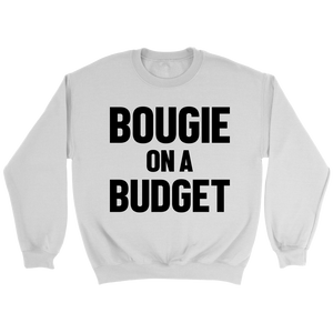 Bougie on a Budget Sweatshirt