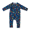 Cosmic Sky Long Sleeve Zip Suit