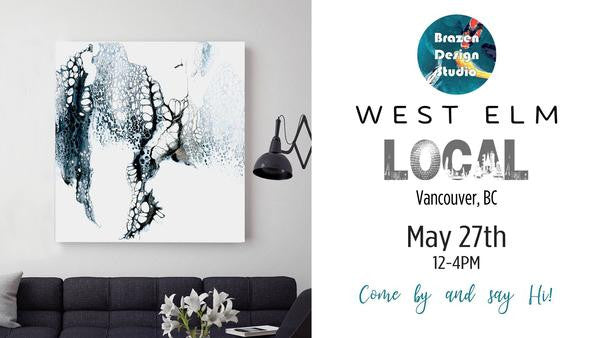 WestElm Local Showcase - May 27th in Vancouver