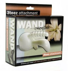 Wand Essentials 3Teez Attachment Boxed - White