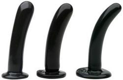 Silk Silicone Dildo- Medium