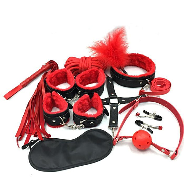 Red Alert Bondage kit