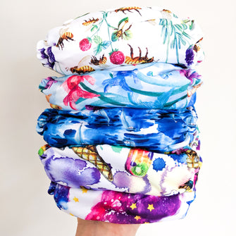 Baby Bare Cloth Nappies