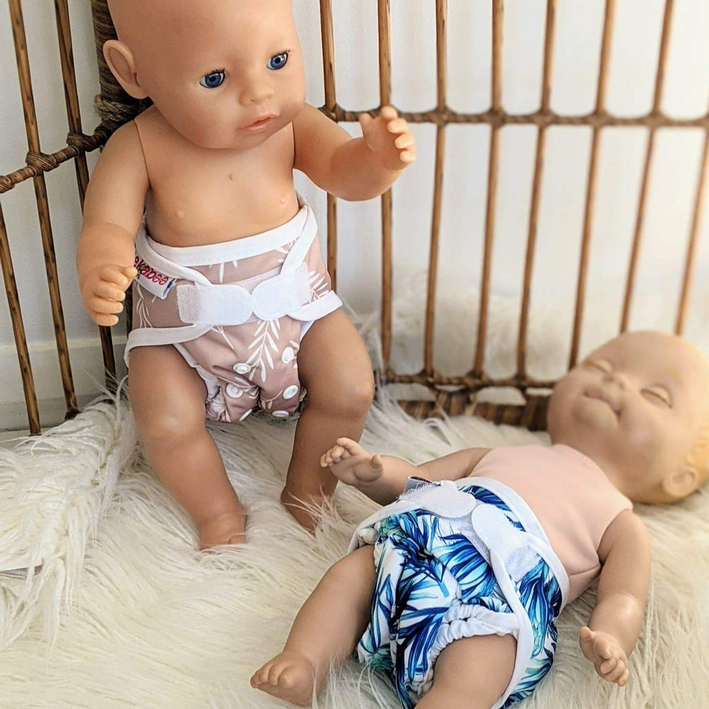 DOLL NAPPIES