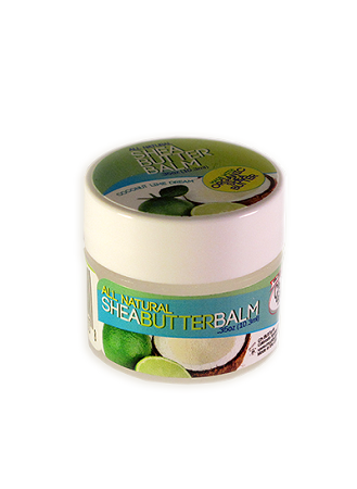 SHEA BUTTER BALM - Mini Pot