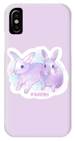 #bunfam - Phone Case