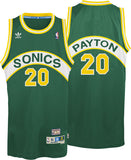 Seattle Gary Payton #20 Green
