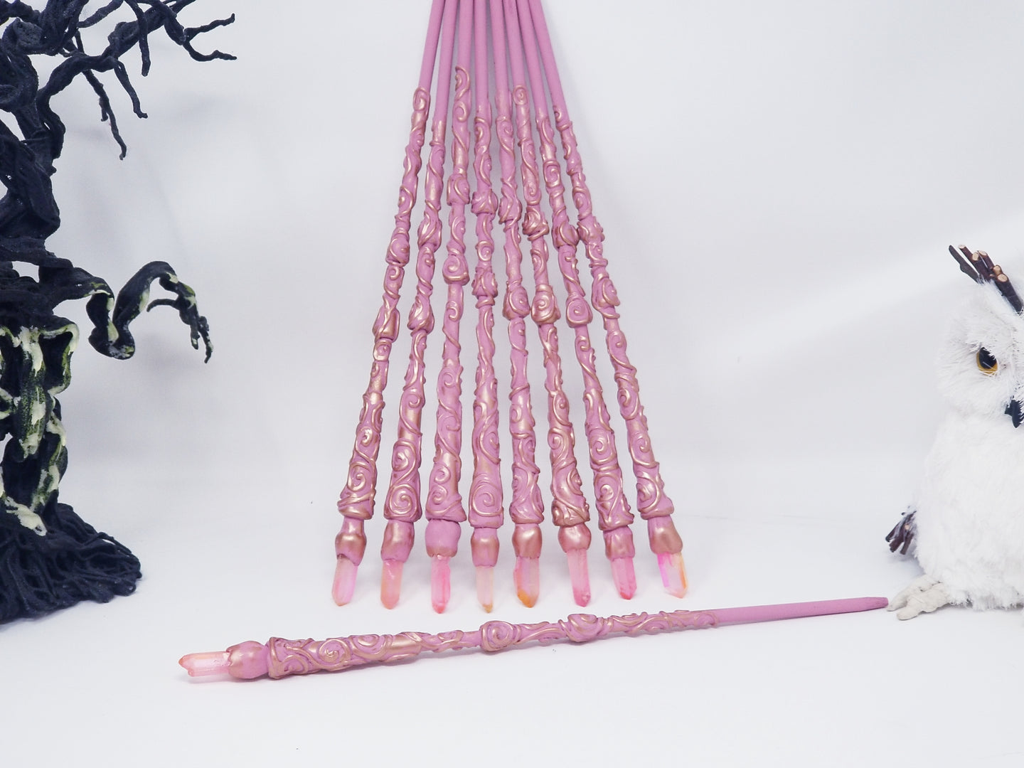Harry Potter Inspired Queenie Wand - Single Wand