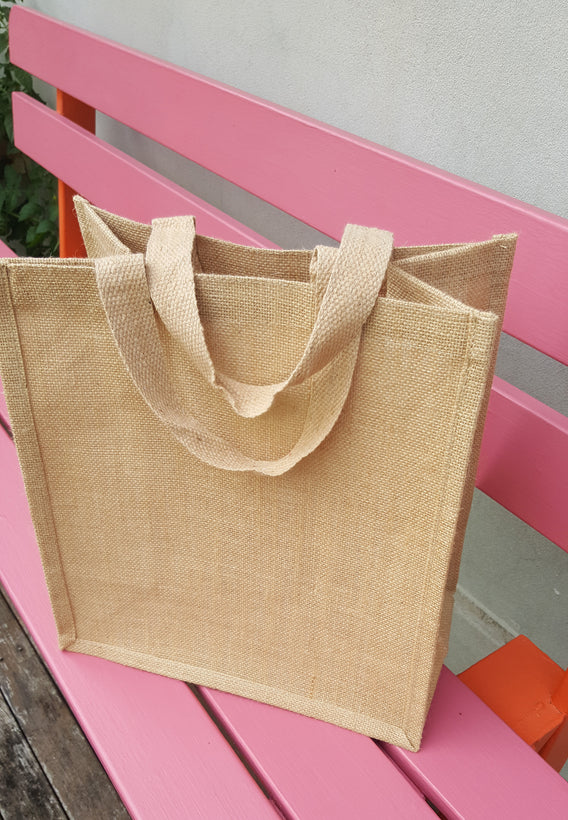The Hessian Bags