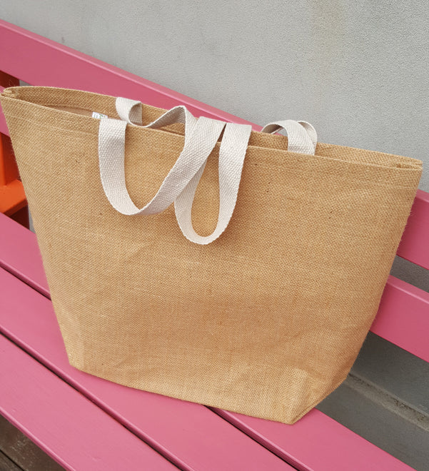 The Jute Shopping Bags
