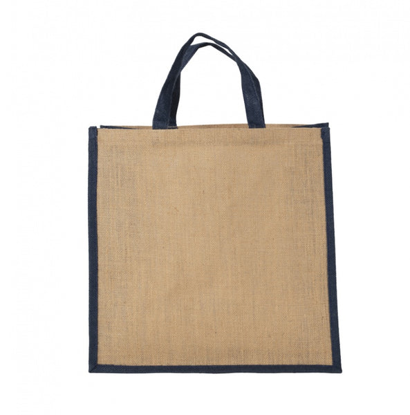 The Colour Jute Grocer Bag