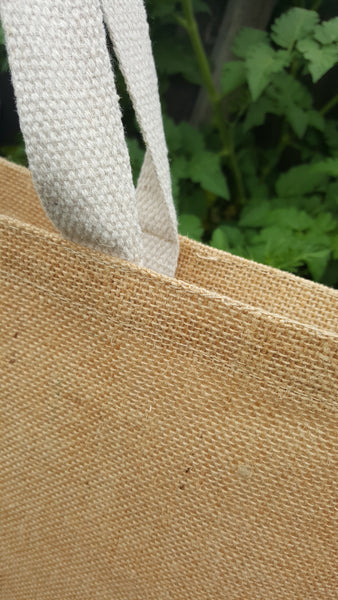 The Large Jute Market Bag