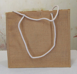 The Jute Rope Handle Shopper