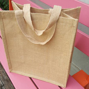 The Hessian Shopping Bag