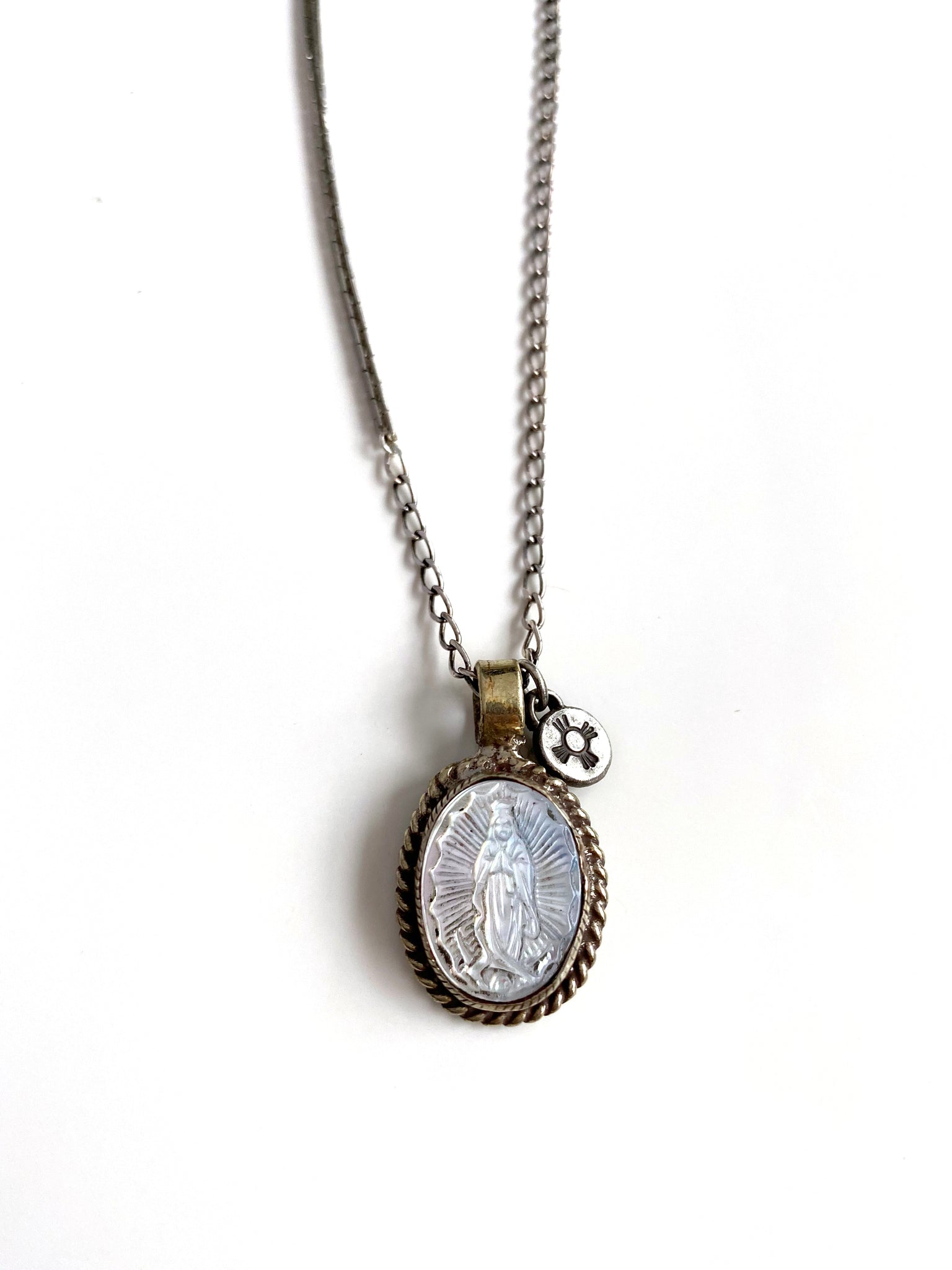 Chapel Charm Necklace