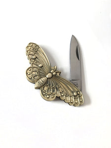 Butterfly Mini Pocket Folder Knife