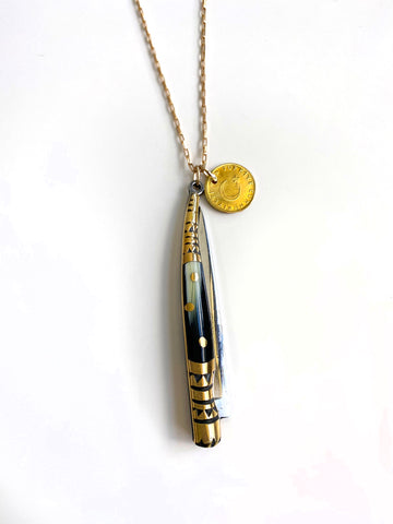 Gitano Knife Necklace