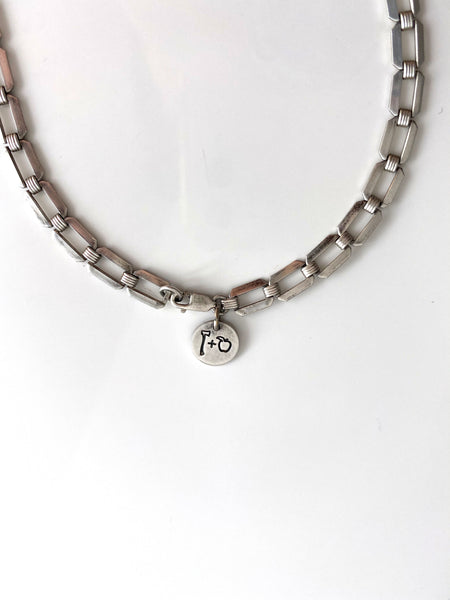 Watch Link Chain Necklace