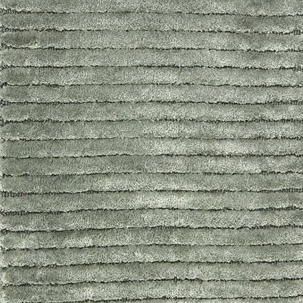 Cashmere Wool-Silk Rug Silver in Size 160cm x 230cm-Rugs 4 Less
