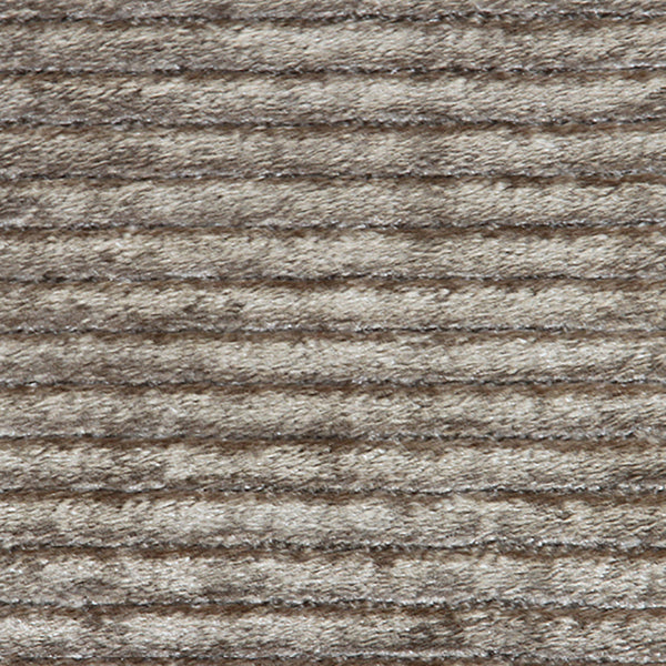 Cashmere Large Wool Silk Rug Taupe 200x300cm-Large Wool Silk Rug-Rugs 4 Less