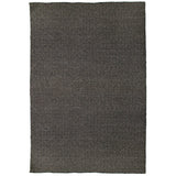 Chalet Rug Diamonds Black/Beige in Size 160cm x 230cm-Rugs 4 Less