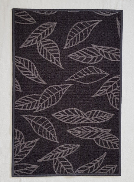 DM20 Ozzie Kitchen Mat Grey 57cm x 110cm
