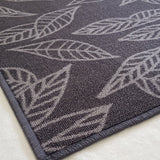 DM20 Ozzie Large Indoor Mat Grey 67cm x 150cm