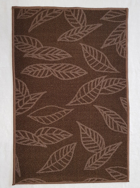 DM20 Ozzie Indoor Mat Brown 67cm x 120cm