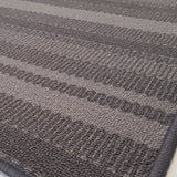 DM30 Ozzie Large Indoor Mat Grey 67cm x 150cm