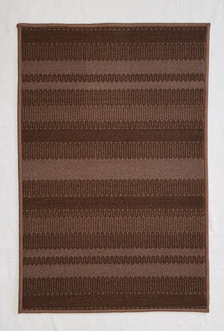 DM30 Ozzie Hallway Runner Brown 67cm x 294cm