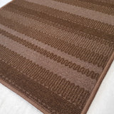 DM30 Ozzie Door Mat Brown 50cm x 75cm