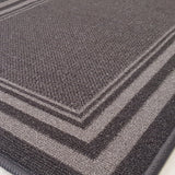 DM60 Ozzie Large Indoor Mat Grey 67cm x 150cm
