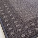 DM70 Ozzie Indoor Mat Grey 67cm x 120cm
