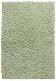 Drylon Bath Mat Papyrus Green in Size 49cm x 80cm-Rugs 4 Less