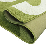 Jupiter Rug 4004 Green 200x290cm-Rugs 4 Less