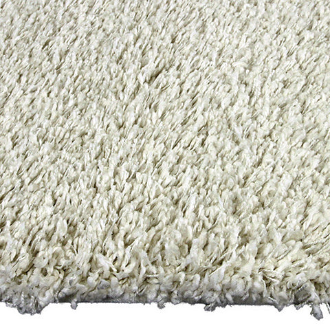 Luxus Cream Large Mat in Size 80cm x 130cm-Rugs 4 Less