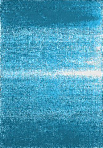 Metro 602 Blue Rug in Size 160cm x 230cm-Rugs 4 Less