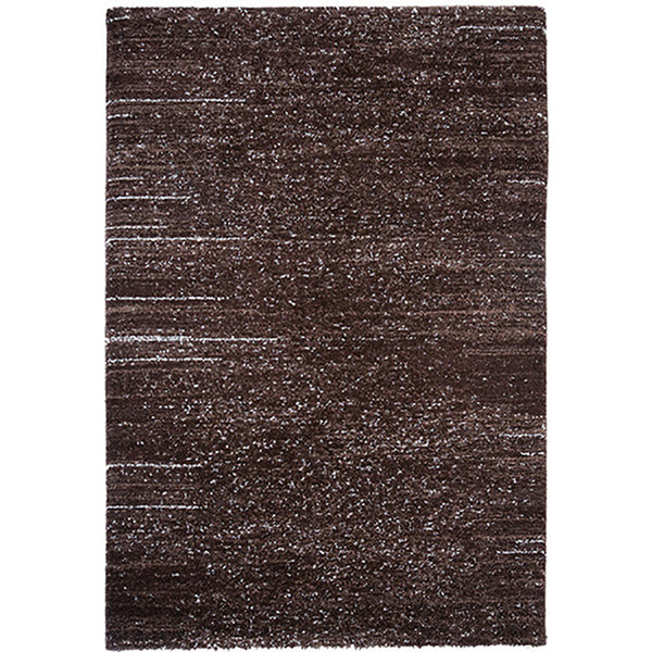 Milano 794 Brown Small Modern Rug in Size 120cm x 170cm-Rugs 4 Less