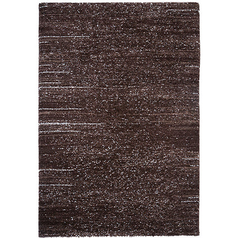 Milano 794 Brown Large Mat in Size 80cm x 130cm