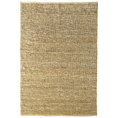 Morocco Jute Rug Bleach 160x230cm by Rugs4Less