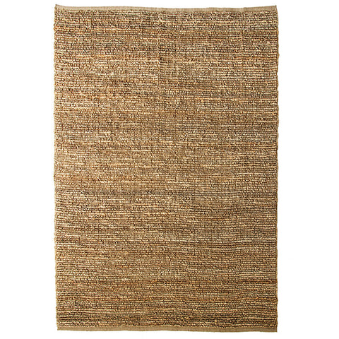 Morocco Jute Rug Natural in Size 160cm x 230cm-Rugs 4 Less