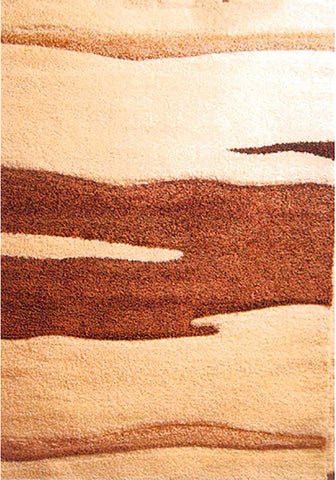 Nova 8987 Beige Extra Large Rug in Size 240cm x 340cm-Rugs 4 Less