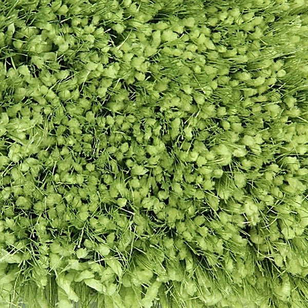 Pluto Shag Rug Spring-Green 150x220cm by Rugs4Less