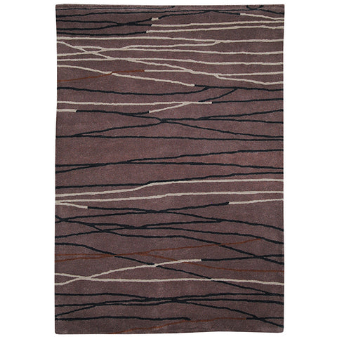 Province Large Wool Rug Field in Size 200cm x 300cm-Rugs 4 Less